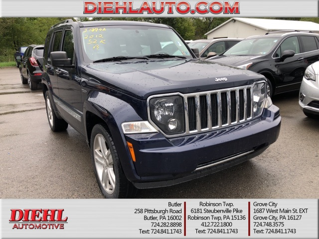Superior Pre Owned 2012 Jeep Liberty Limited Jet Edition