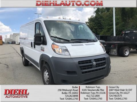 Pre-Owned 2018 Ram ProMaster 1500 Low Roof